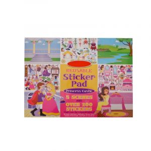 Sleeping Beauty Traders - Sticker Pad
