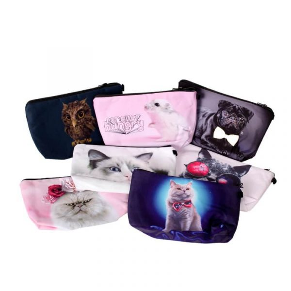 Polyester Make Up Bag