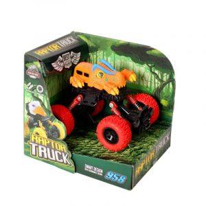 Sleeping Beauty Traders - Raptor Truck