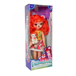 Sleeping Beauty Traders - Enchantimals Doll