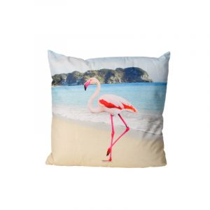 Sleeping Beauty Traders - Cushion Flamingo