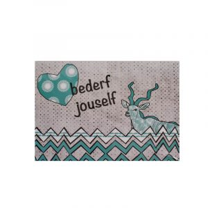 Sleeping Beauty Traders - Paper Placemat Set